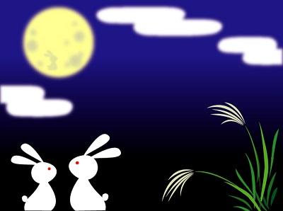 月見うさぎ