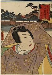 180px-Kagaya_Katsugoro_of_Hongo_-_Sugawara_denju_tenarai_kagami_-_Walters_95766