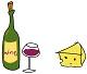 ワイン・チーズ